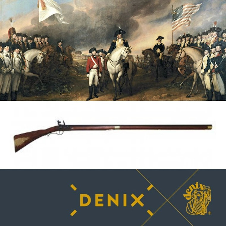 THE GUNS AND THEIR HISTORY: BATTLE OF YORKTOWN