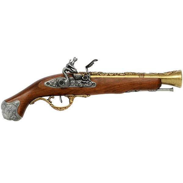 London Blunderbuss Pistol (18th Century)