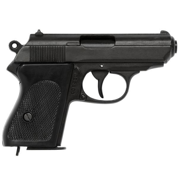 Walther Ppk (World War 2) (1929)