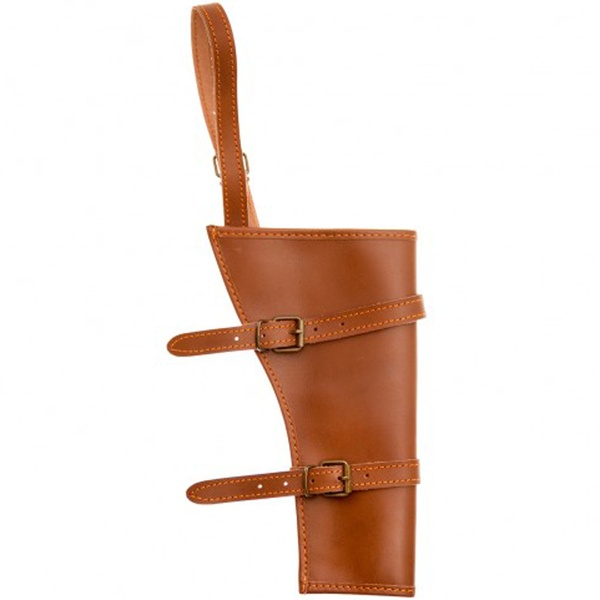 Rifle Leather Scabbard